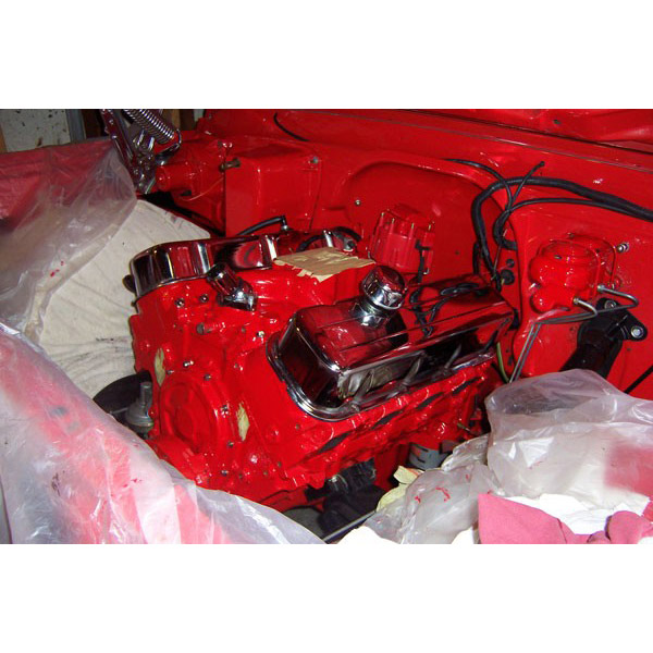Eastwood Universal Red Engine Paint - Ceramic High Heat ...